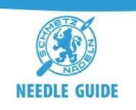 Schmetz Nadeln Needle Guide