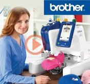 Brother Persona PRS1000 Embriodery Machine overview