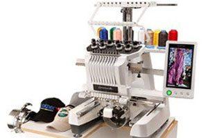 Multi-needle machine