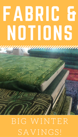 Fabric & Notions